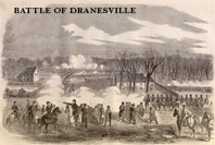 Battle of Dranesville - Click to enlarge